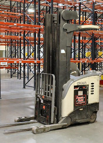 Forklift Aisle Requirements - A guide for best warehouse