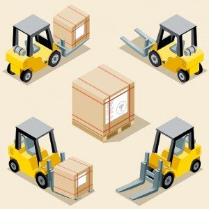 Forklifts and Lift Trucks - Materials Handling Equipment