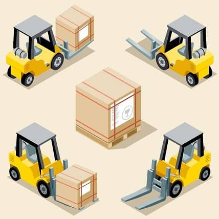 Lift Trucks Explained - A Materials Handling Primer