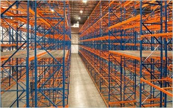 Pallet Rack Structural Vs Roll Form Warehouse Iq