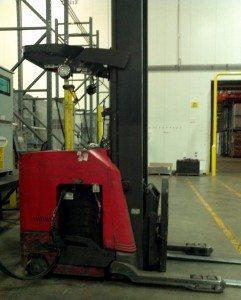 Buying a Reach Truck